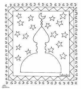 mosquee etoiles