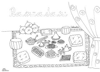 ramadan repas