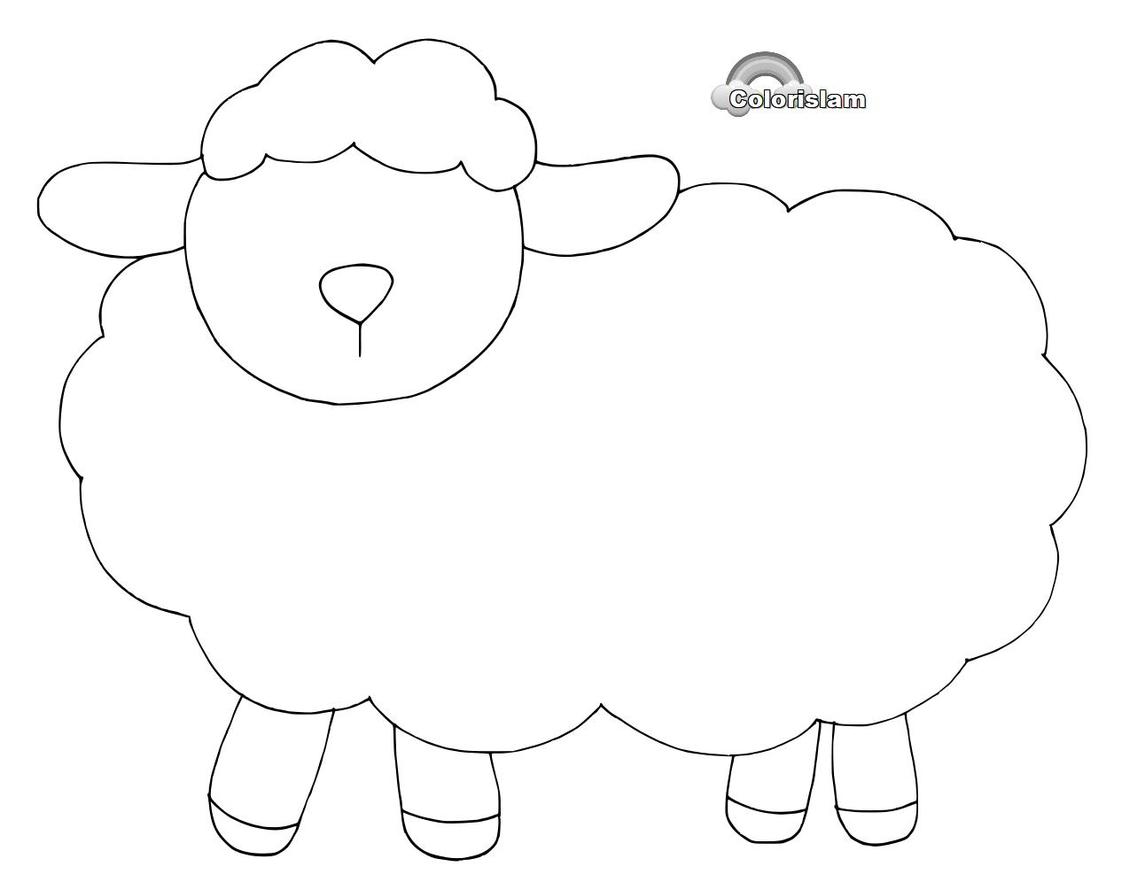 Ramadan et a d colorislam - Dessin mouton rigolo ...